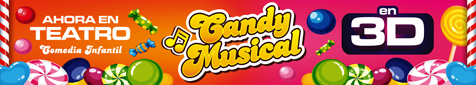 Candy Crush - Teatro